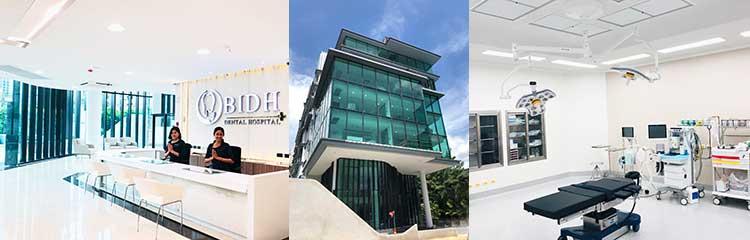 bidh dental hospital thailand