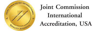 Joint Commission International, USA.